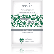 """""""Master Herb"""" Anti-acne and scar facial cleansing mask,1pc-0"""