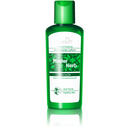 """Master Herb"" Anti-Acne Facial Lotion,Restoring PH Balance,60ml-0"