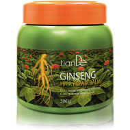 Ginseng Hair Balm, for weakened,chemically treated hair,500g-0