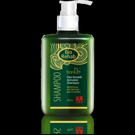 Hair Growth Activator Shampoo,Power in length,250g-0