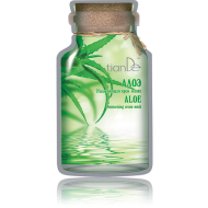 Aloe Moisturizing Cream Facial Mask,Optimal balance of the skin,35g-0