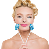 Face Massage Roller,smoothes & lifts your facial skin1pc-0