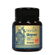 """Biologically Active Additive """"Shouxin"""",30 Capsules-0"""