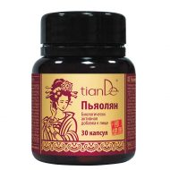 """Biologically Active Additive """"PIAOLIANG"""" 30 capsules-0"""