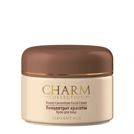Beauty Concentrate Facial Cream 45+, 50g-0